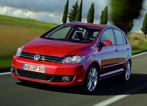 Продажи Volkswagen Golf Plus начнутся летом.