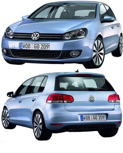 Présentation de la sixième génération de Volkswagen Golf. Le changement dans la continuité, pour une référence européenne.